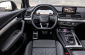 2018 Audi Q5 interior photos