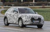 2018 Audi Q5 spy shoot