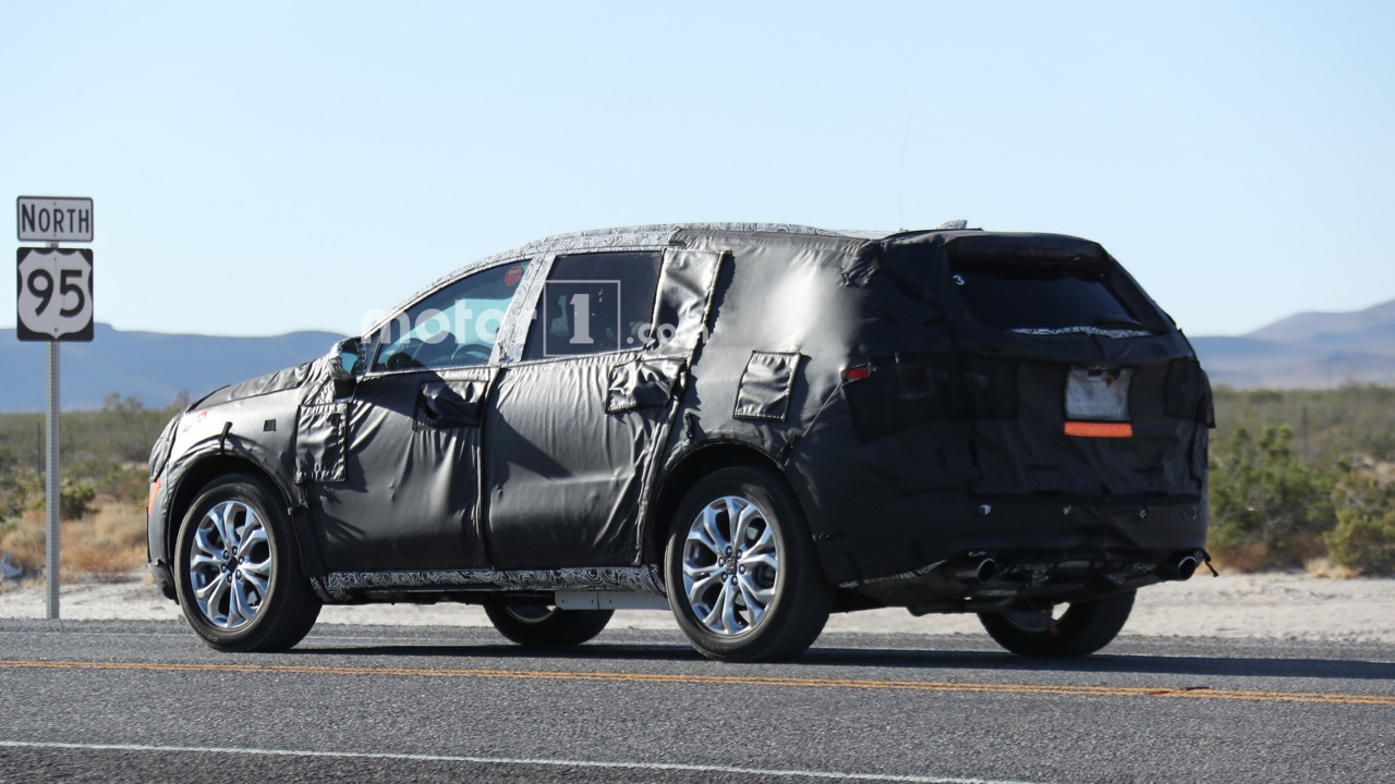 2018 Buick Enclave SUV changes photo