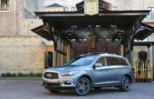 2018 Infiniti QX60 changes
