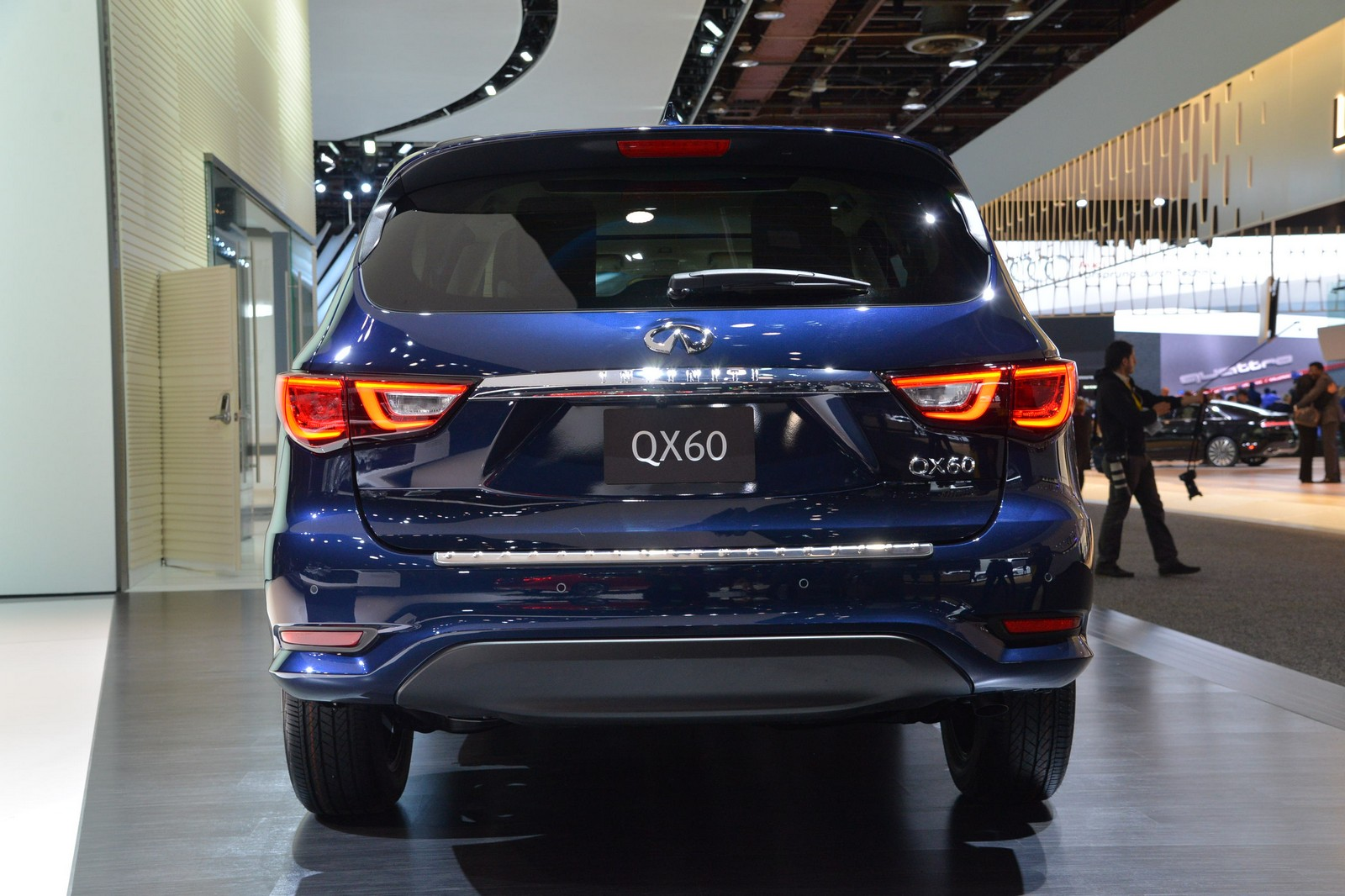 2018 Infiniti QX60 photos