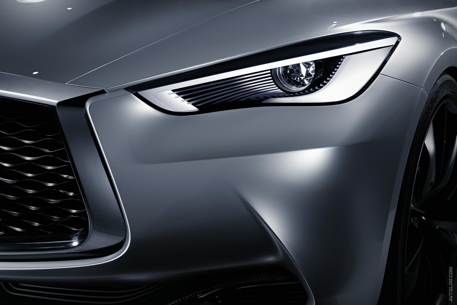 2018 Infiniti QX70 Features
