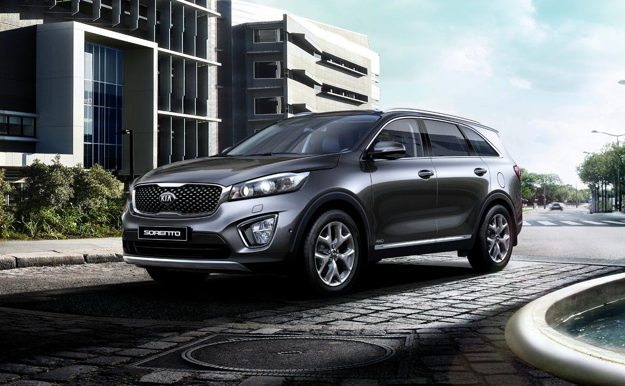 2018 Kia Sorento suv changes
