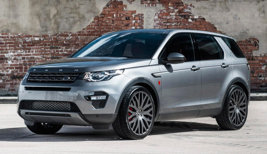 2018 Land Rover Discovery Sport images