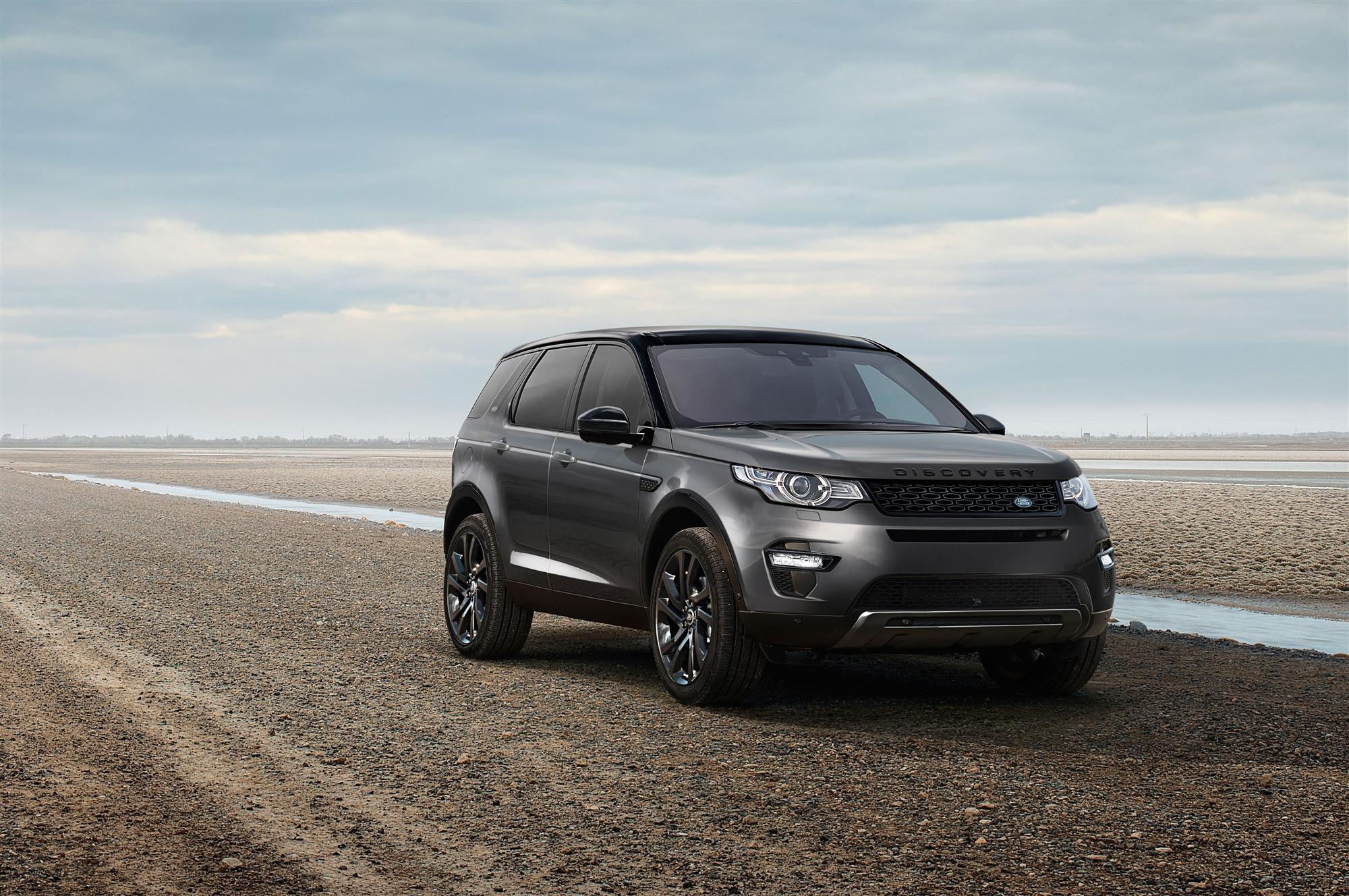 2018 Land Rover Discovery Sport review