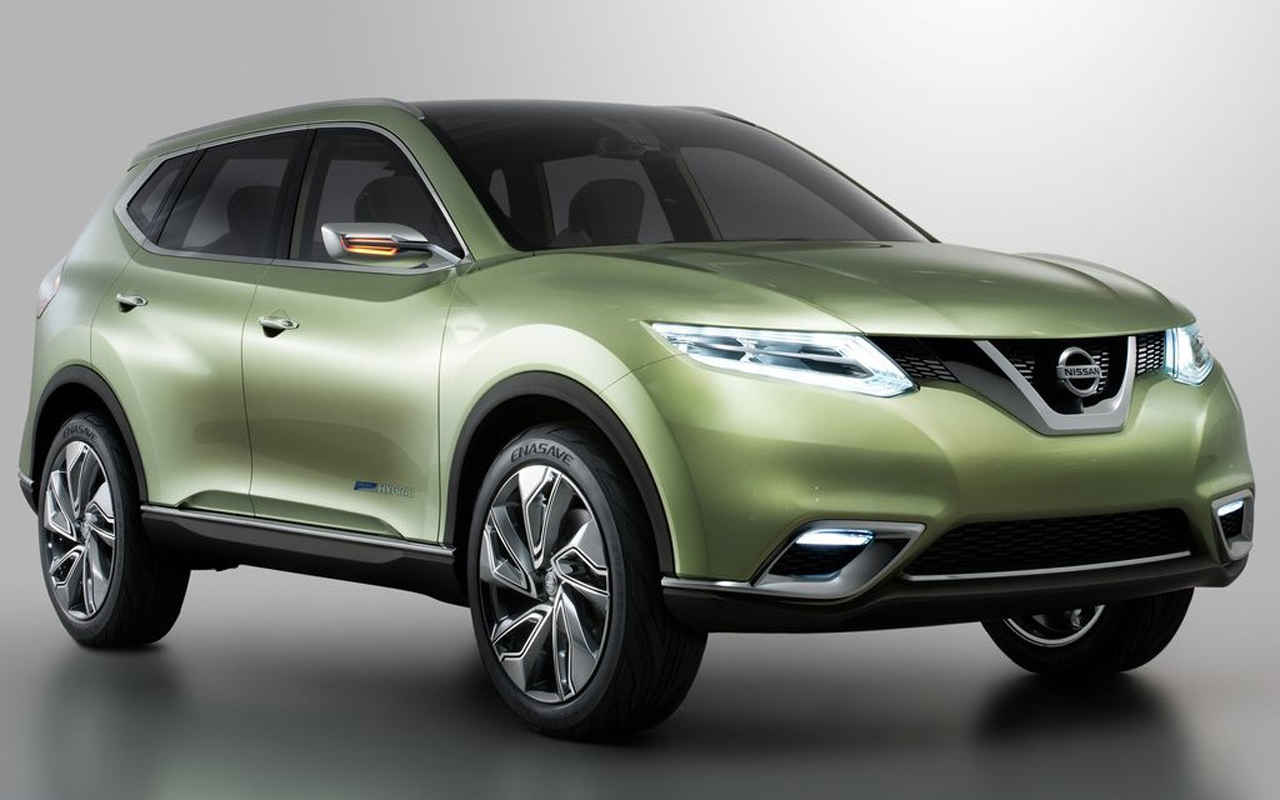 2018 Nissan Rogue release date