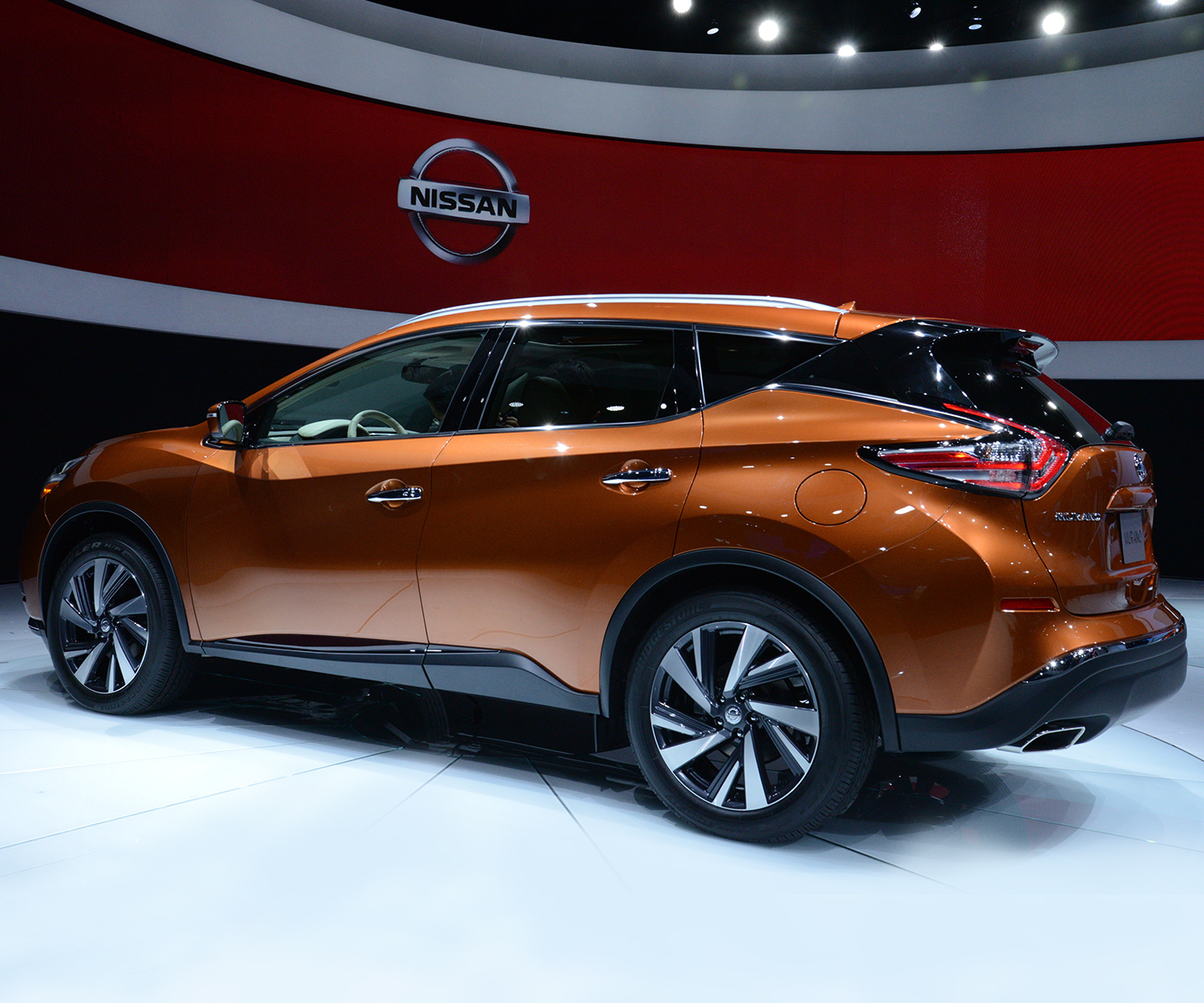 2018 Nissan murano release date