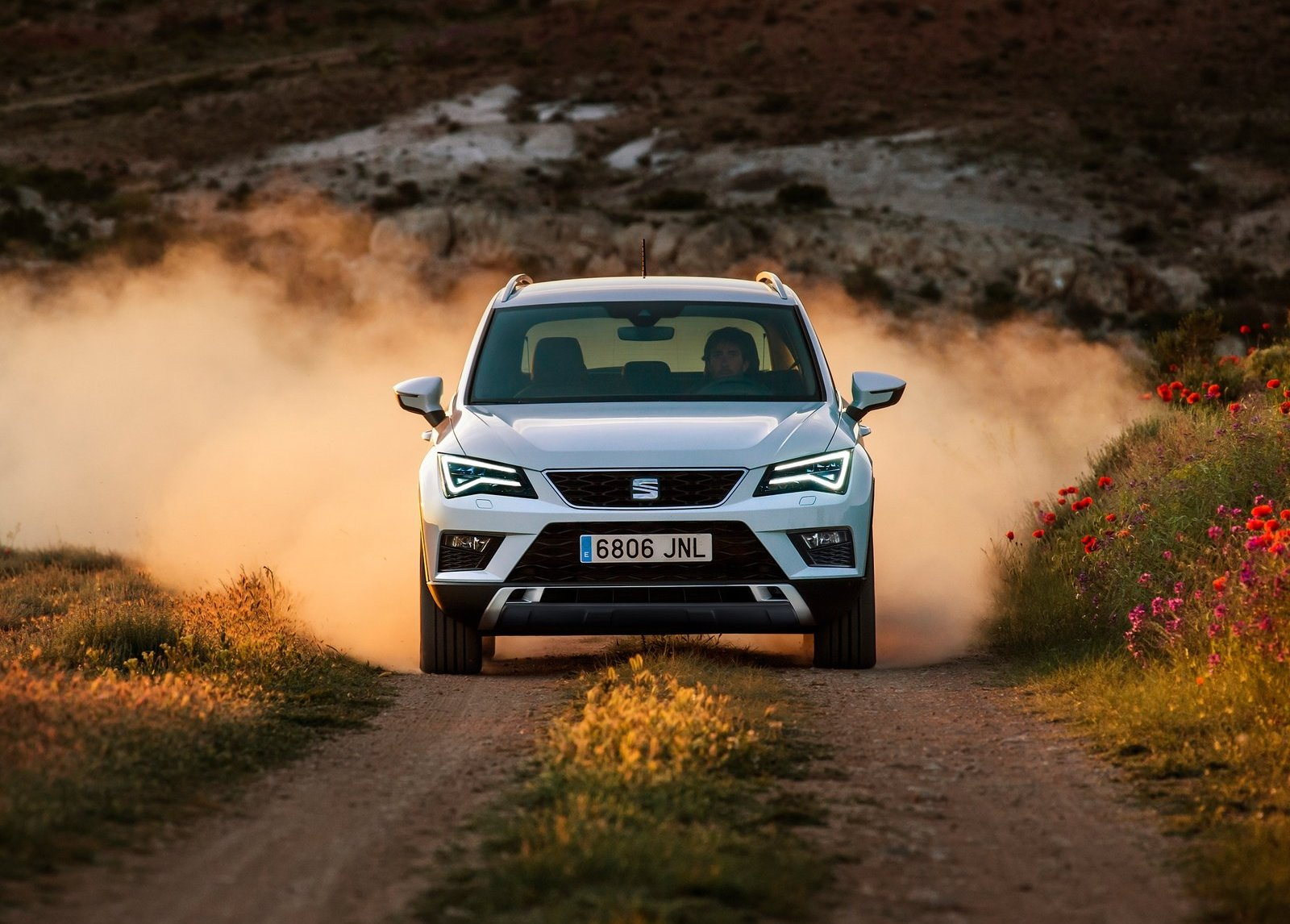 2018 Seat Ateca off road test