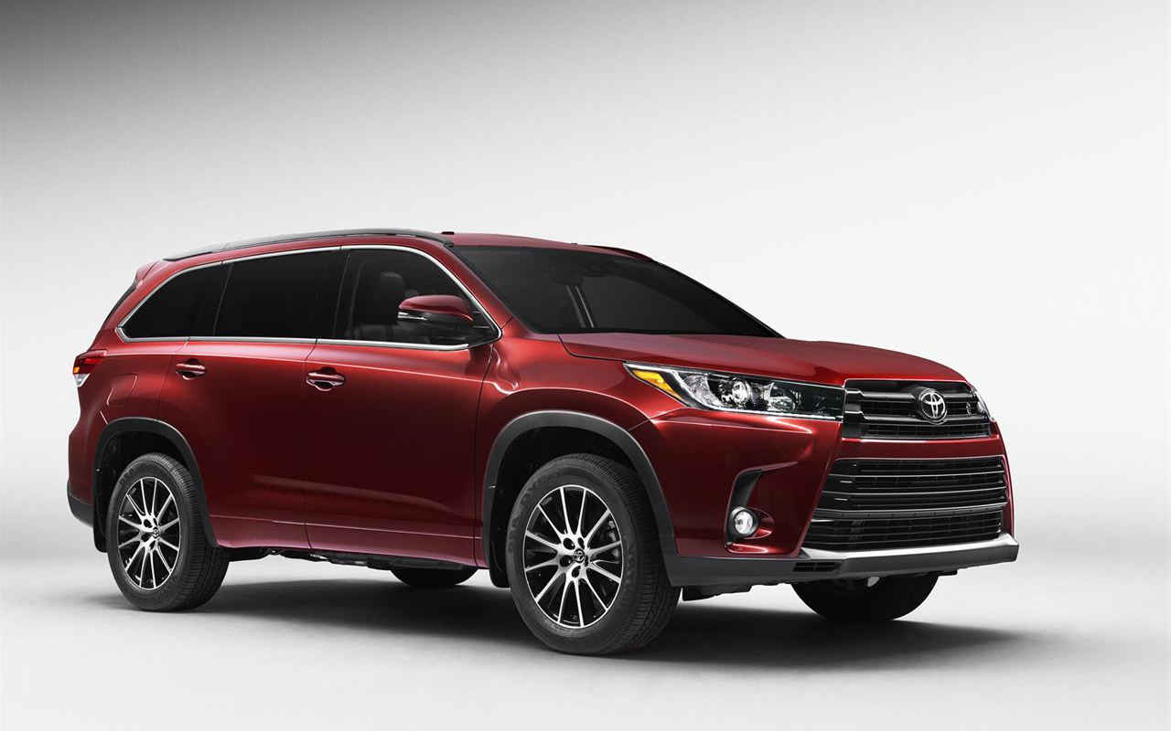 2018 toyota new suv. perfect 2018 2018 toyota highlander release date with toyota new suv f