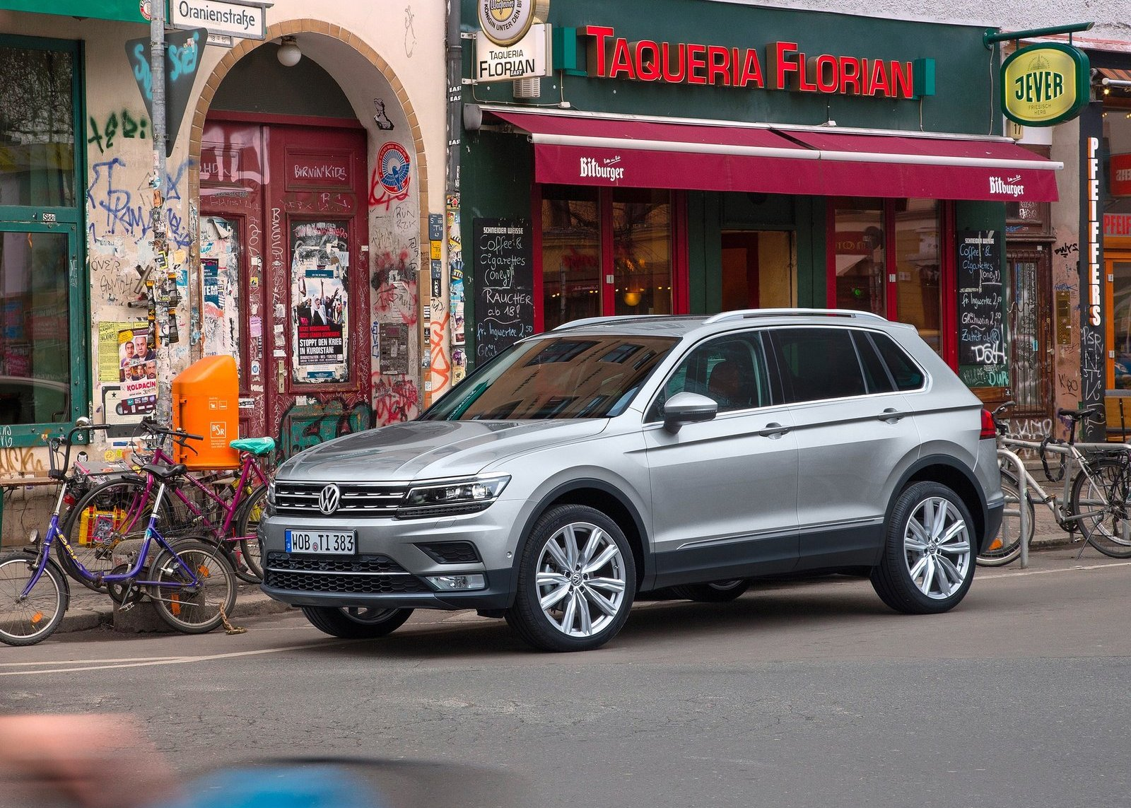 2018 VW Tiguan coupe r
