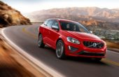 2018 Volvo XC60 red color photo