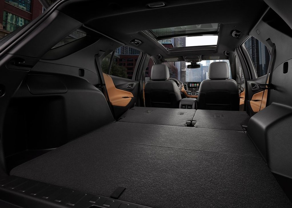 2018 chevy equinox interior changes