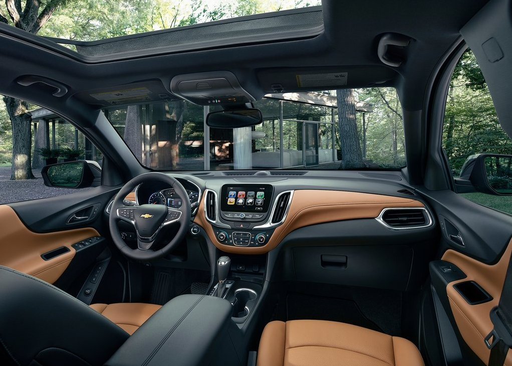 2018 chevy equinox interior pictures