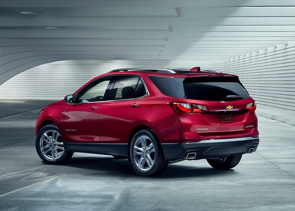 2018 chevy equinox photos