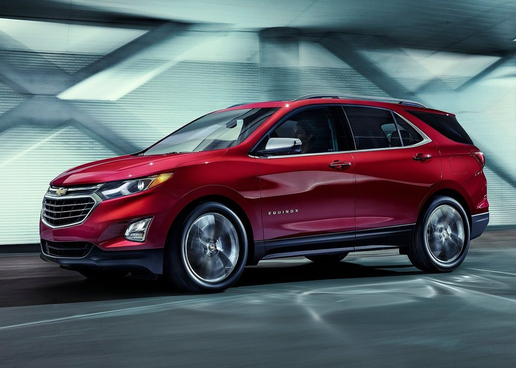 2018 chevy equinox release date