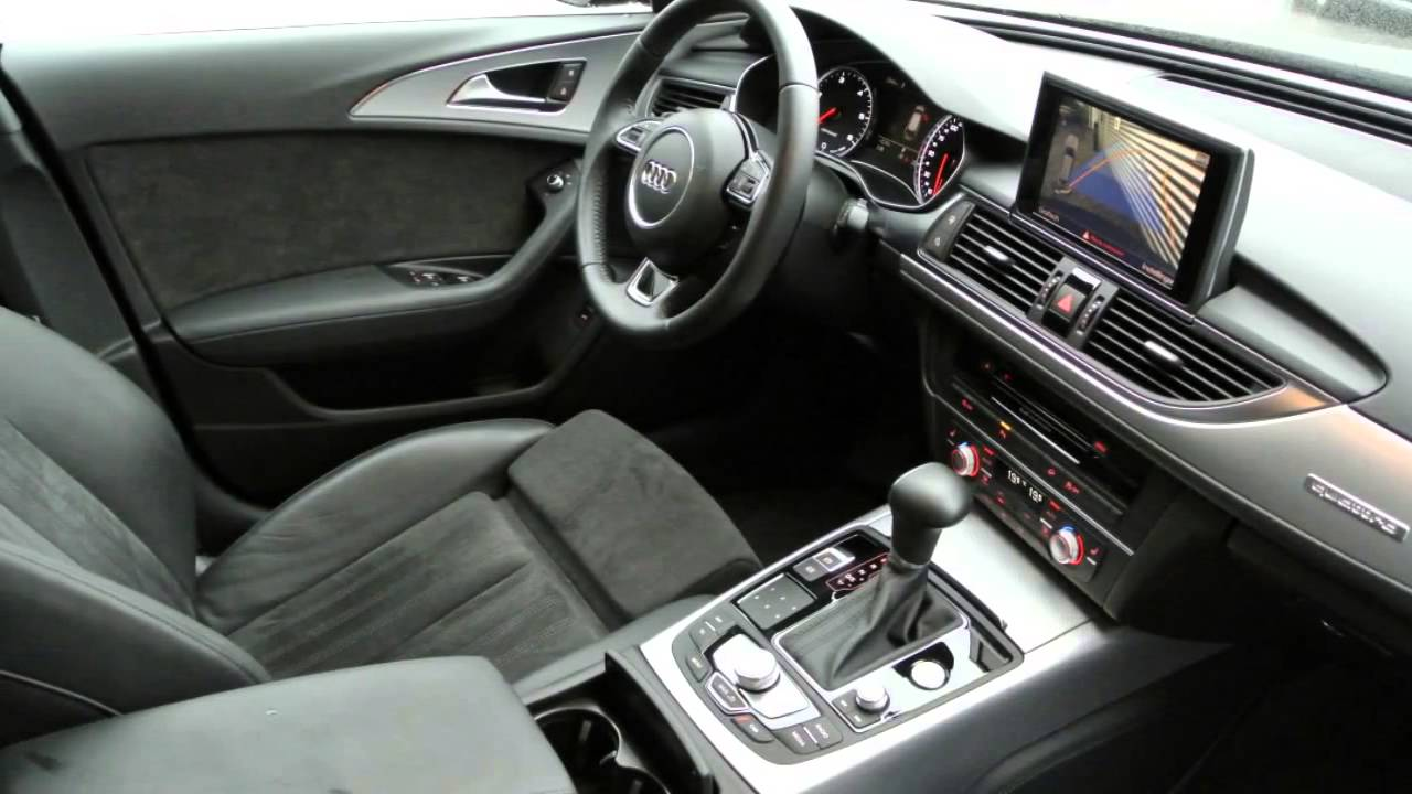 2019 Audi Q6 interior photos