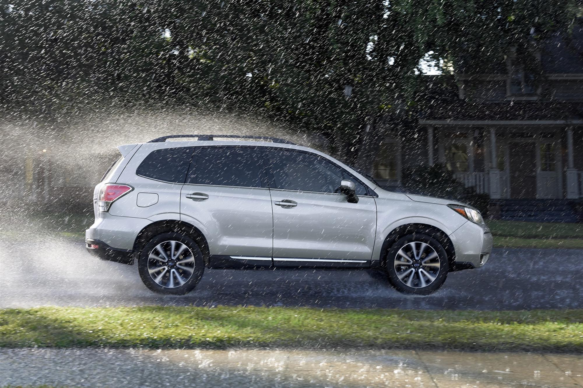 2019 Subaru Forester changes