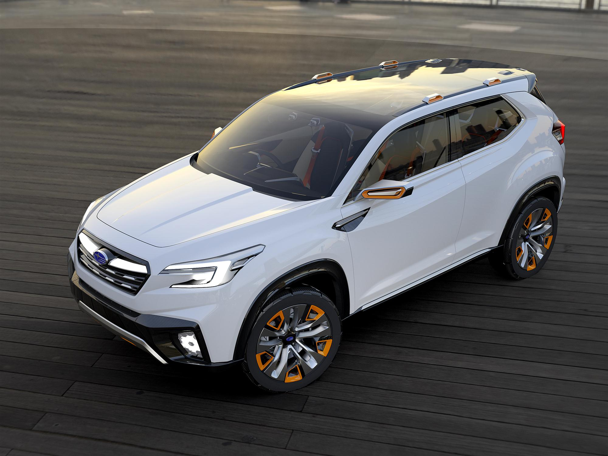 2019 Subaru Forester redesign
