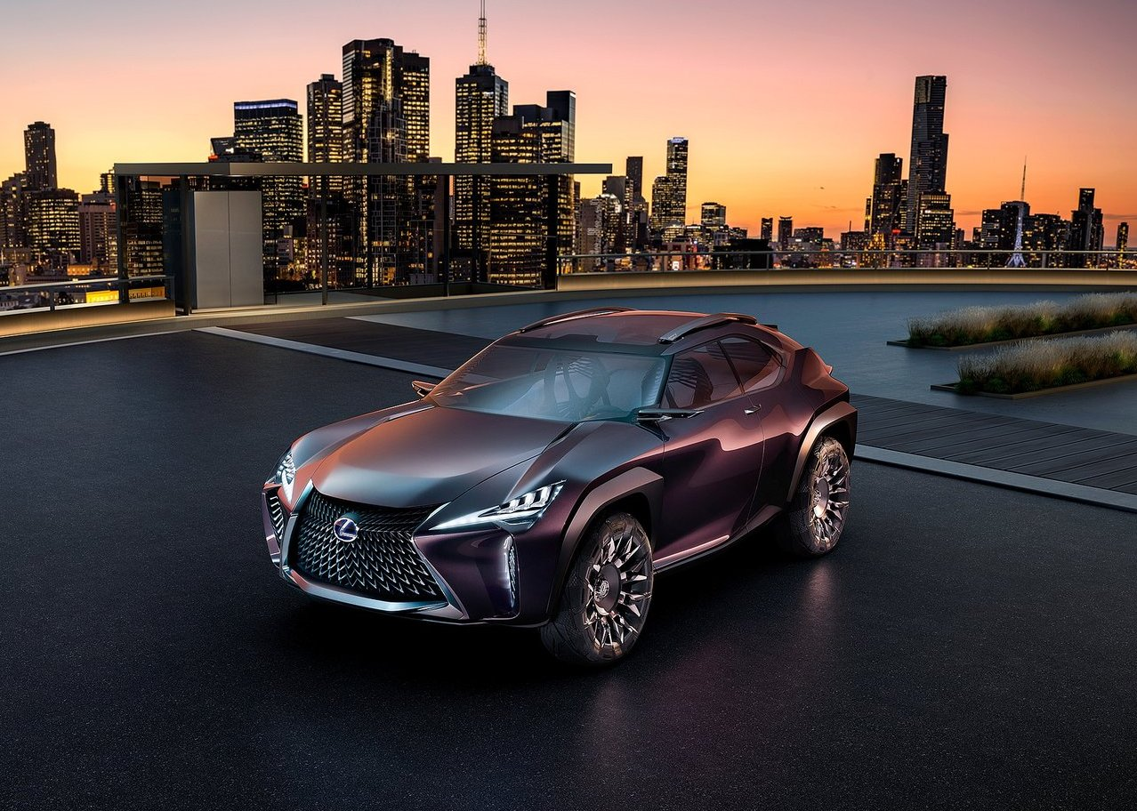 Lexus UX wallpaper photos