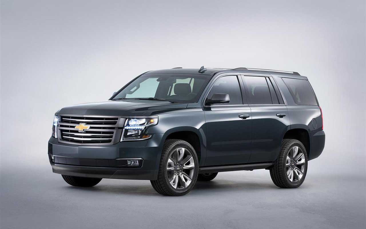 2018 Chevrolet Tahoe SUV Prices