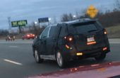 2018 Chevrolet Traverse spy photo