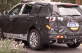 2018 Chevrolet Traverse spy shots