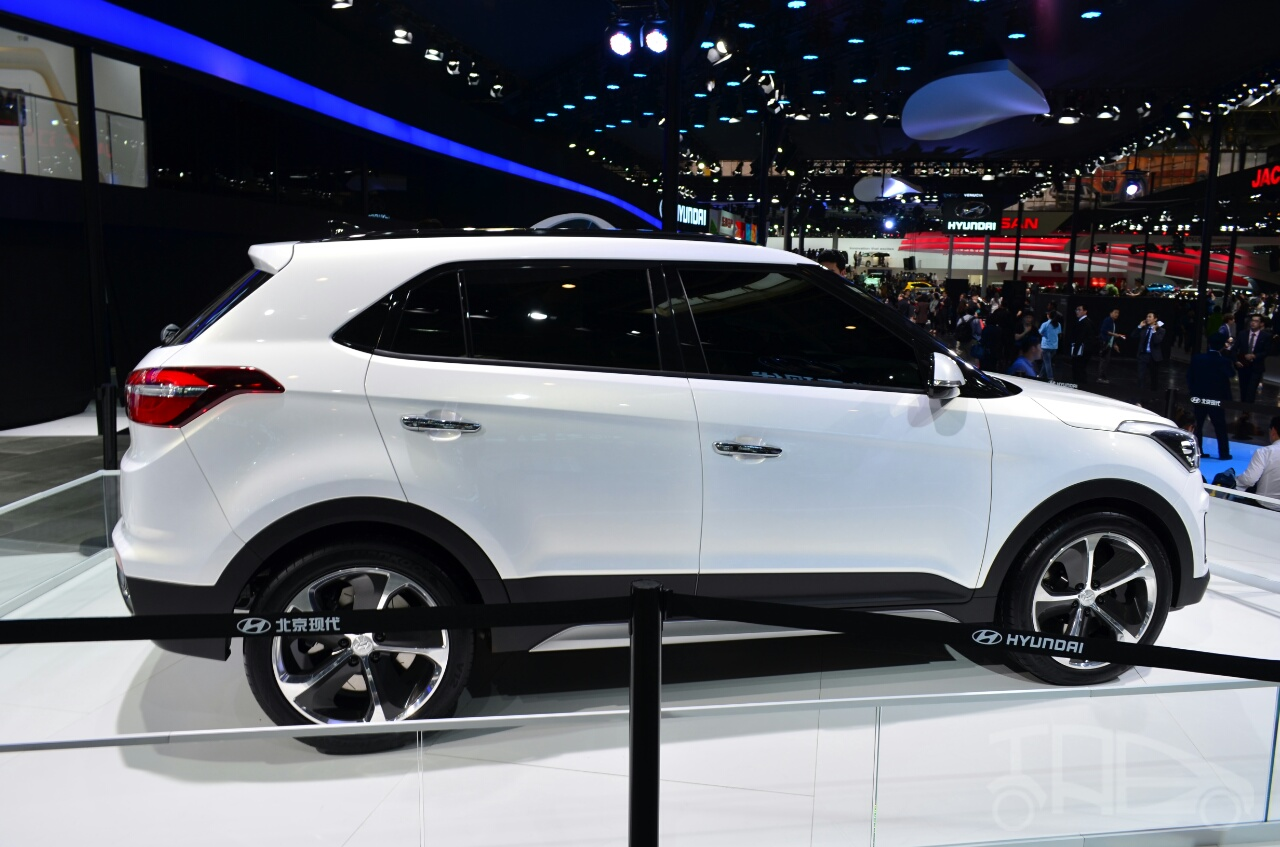 Hyundai ix25 launch date