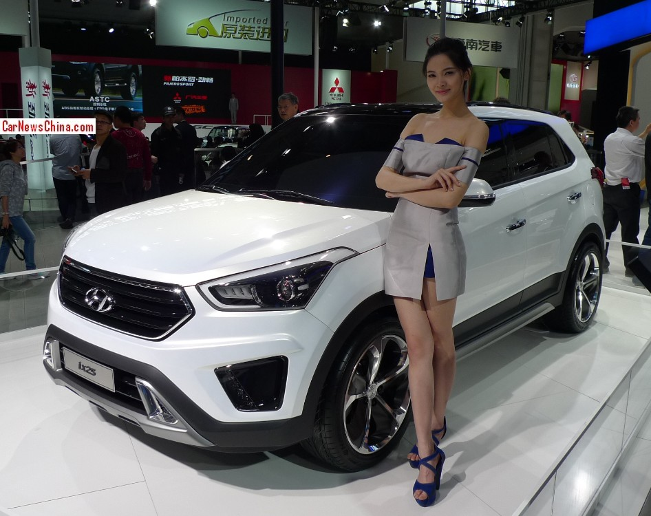 Hyundai Ix25 2017 Usa Review Release Date Prices Interior New Suv Price