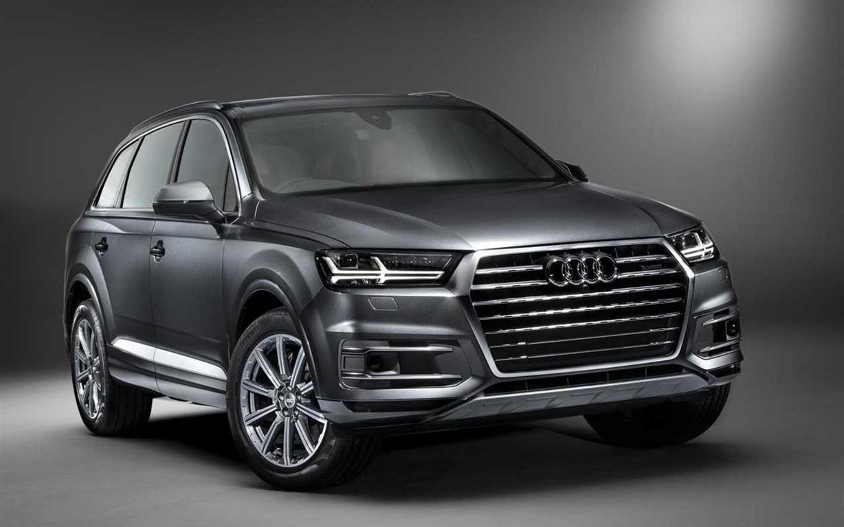 2018 Audi Q7 mpg engine hybrid