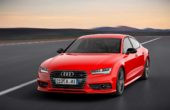 2018 Audi S7 colors options