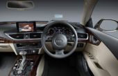 2018 Audi S7 interior changes