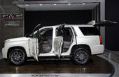 2018 GMC Yukon white colors