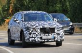 2018 Mazda CX 7 news spy shots