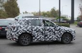 2018 Mazda CX 7 spy photo