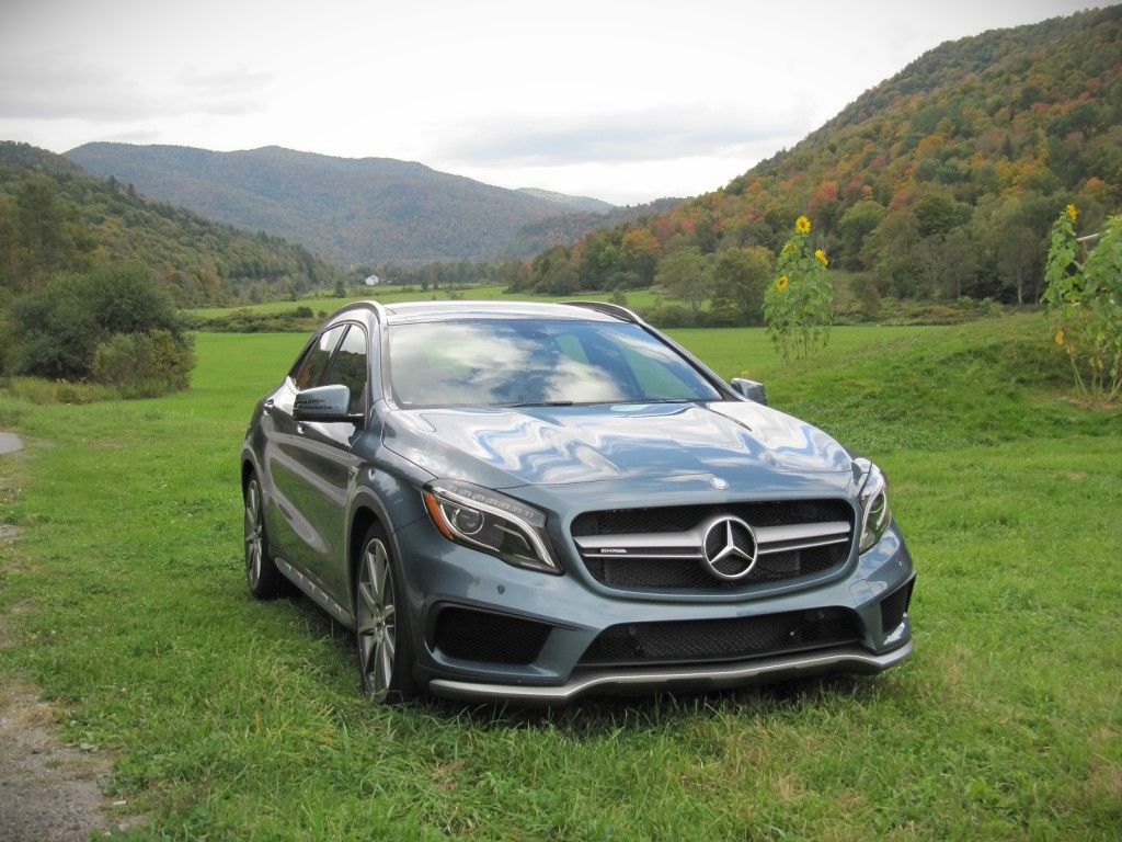 2018 Mercedes Benz GLA pictures