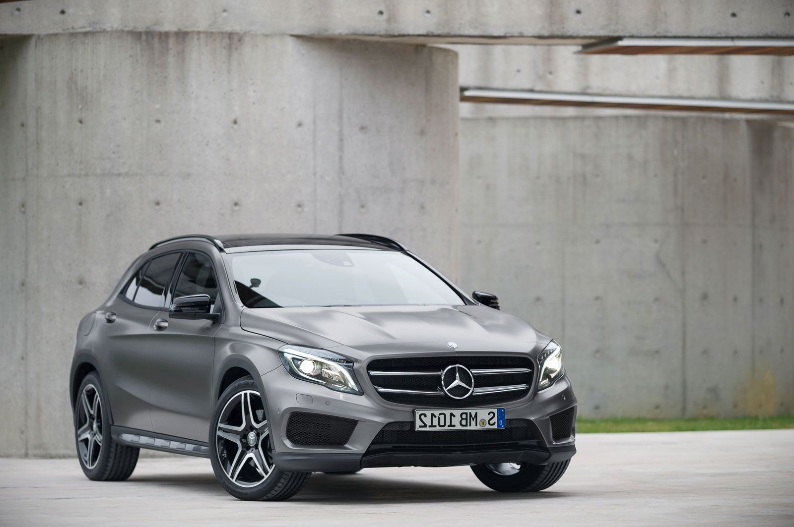 2018 Mercedes Benz GLA review