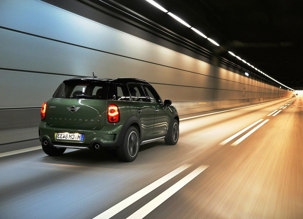 2018 Mini Countryman redesign