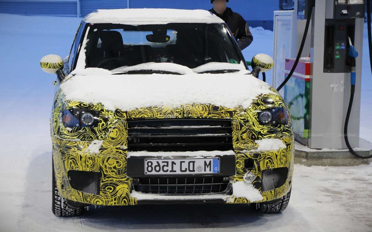 2018 Mini Countryman release date