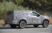 2018 Nissan Pathfinder spy photos