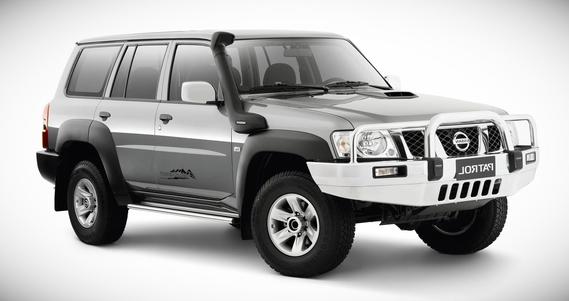 2018 Nissan Patrol suv diesel photo - New SUV Price