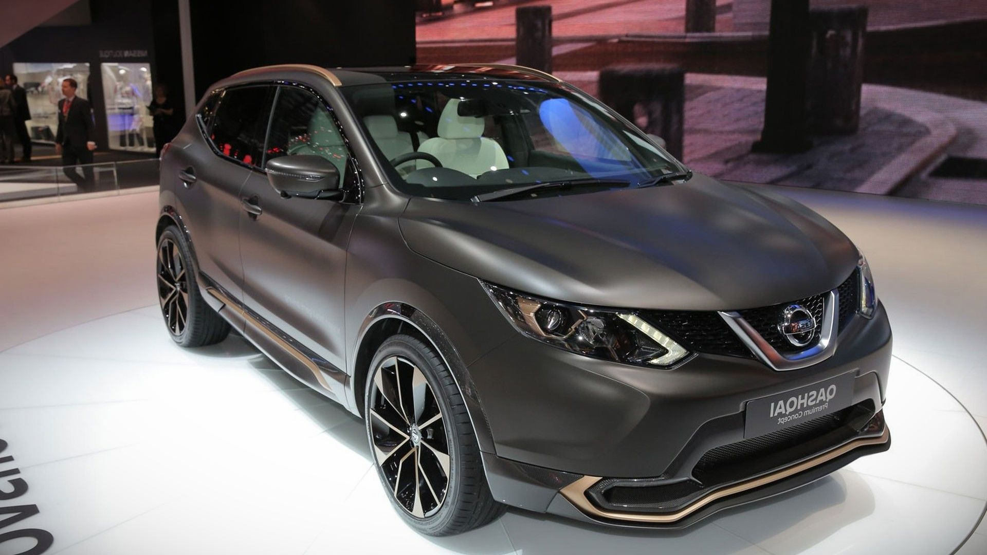 2018 Nissan Qashqai interior changes - New SUV Price
