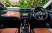 2018 Nissan X-Trail interior redesign