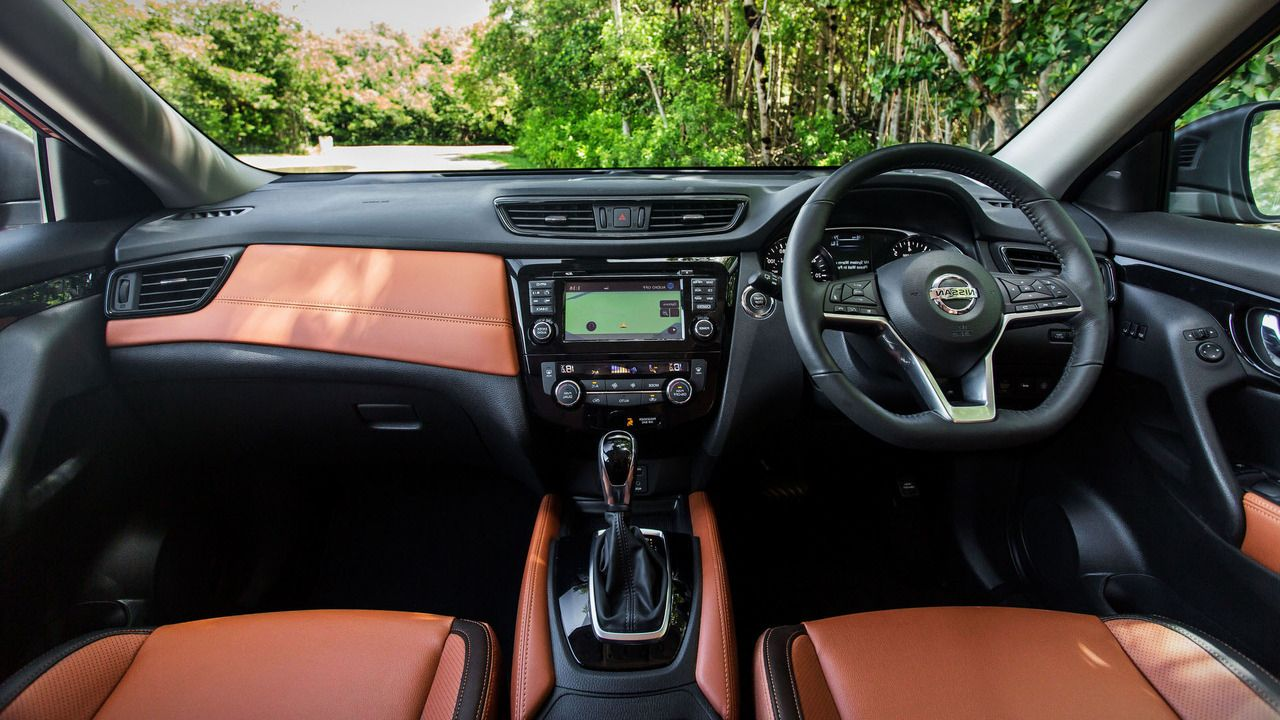 2018 nissan x trail interior. simple 2018 2018 nissan xtrail interior redesign and nissan x trail