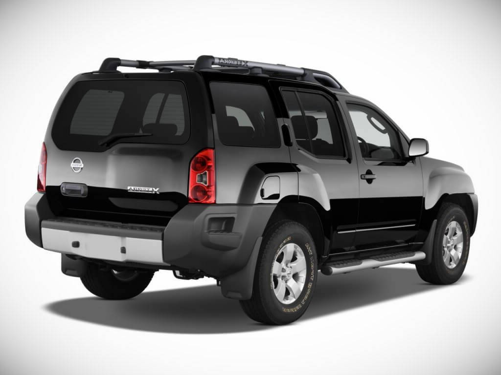 2018 Nissan Xterra prices
