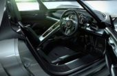 2018 Porsche 960 interior photos