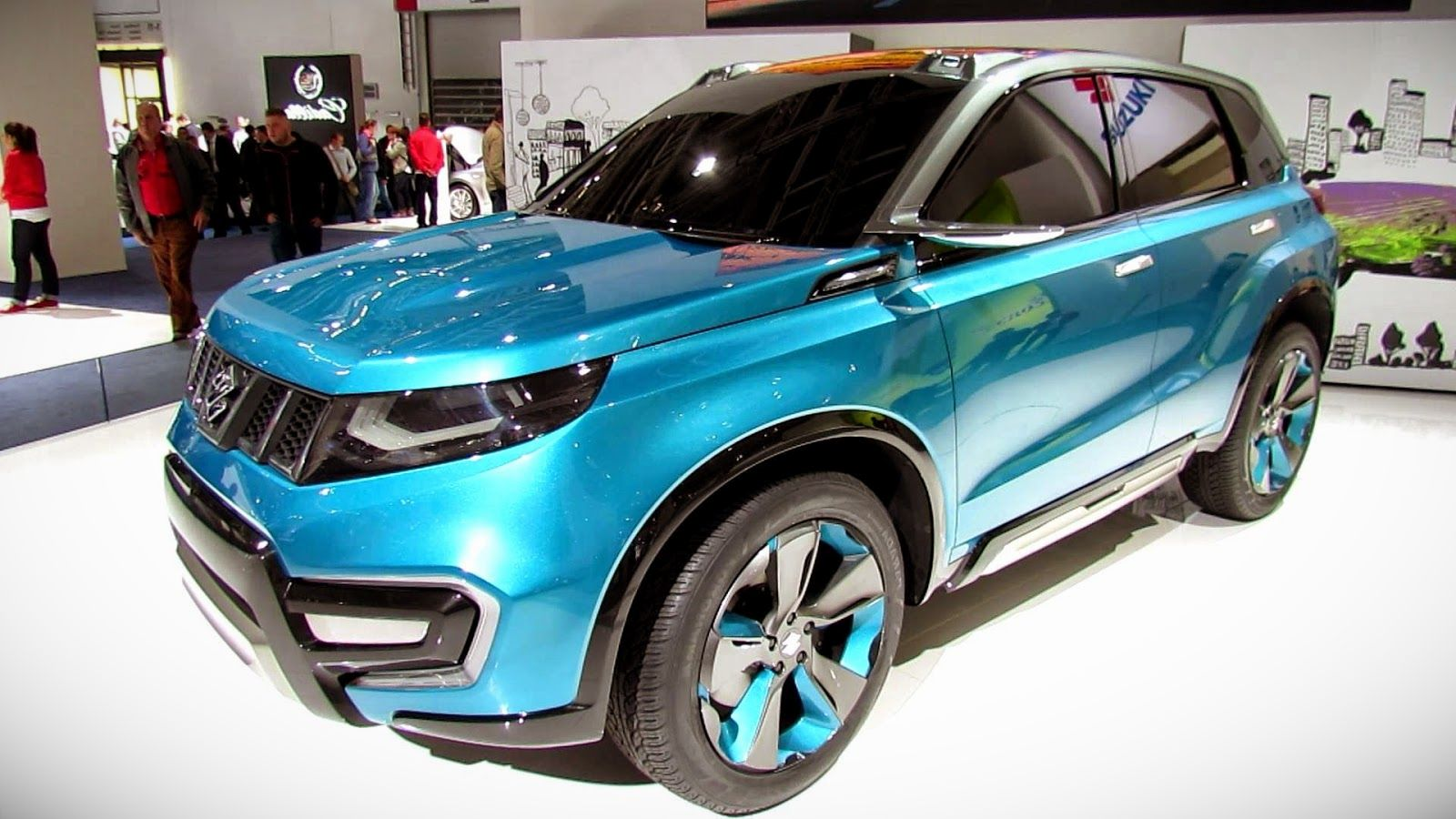 2018 suzuki grand vitara price new suv price. Black Bedroom Furniture Sets. Home Design Ideas