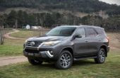 2015 Reveal of All New Toyota Fortuner