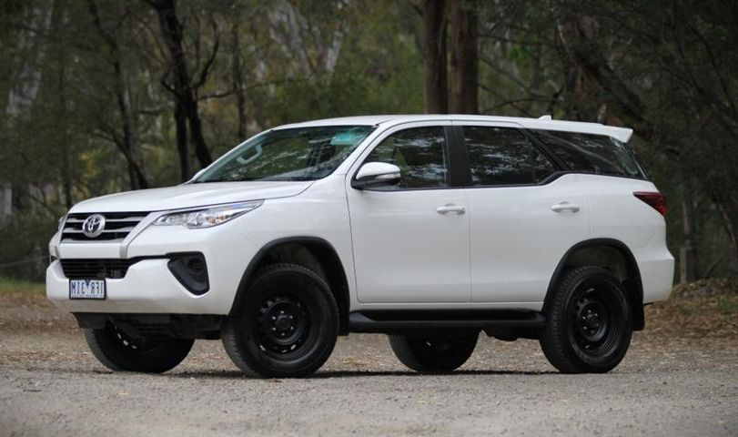 2018 Toyota Fortuner Usa Price New Suv Price New Suv Price