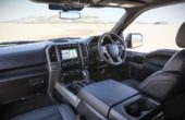 2019 Ford F 150 interior updates