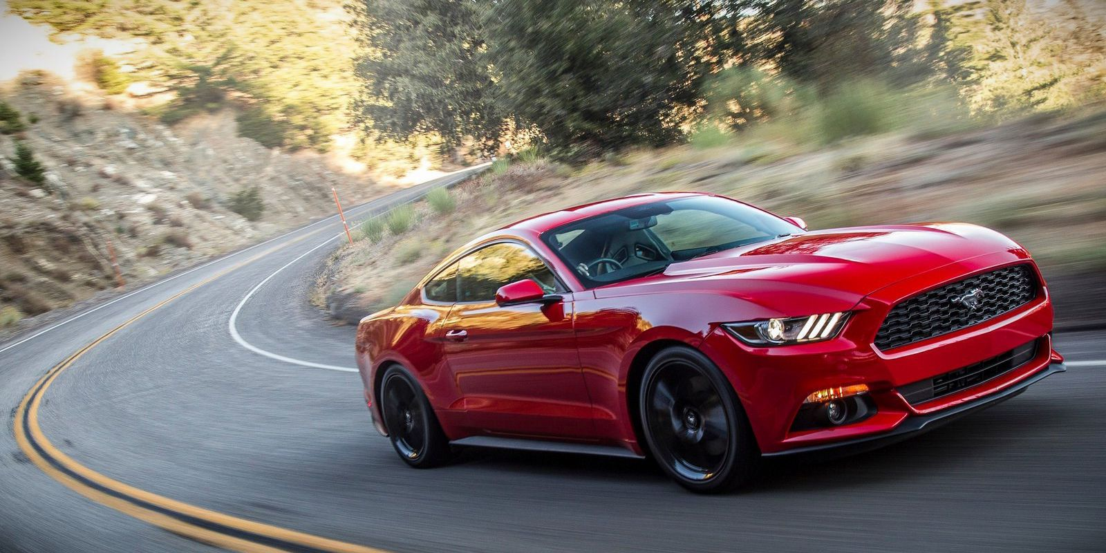 2019 Ford Mustang available